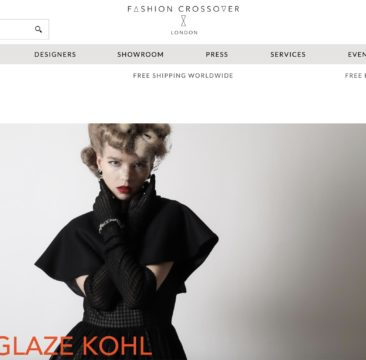 FASHION CROSSOVER LONDONでGLAZE KOHLをご紹介いただきました